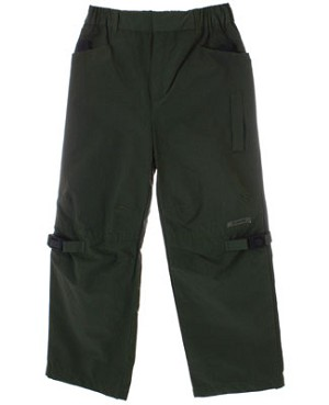 R: Alphabet Green Hiking Pants