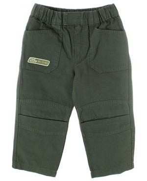 R: Alphabet Green Pants