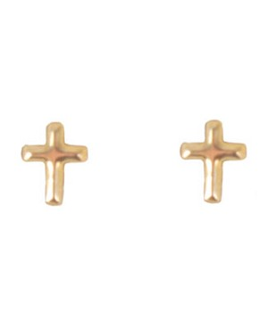 R: Little folks Cross Earings