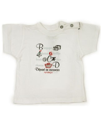 9m: Klim Baby's S/S Vacation Tee