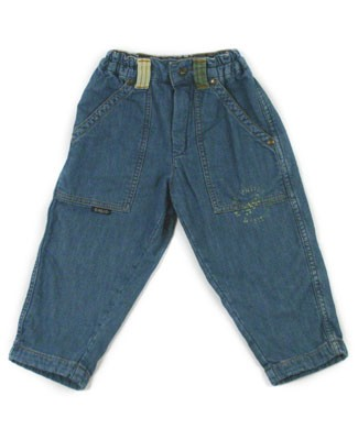 : Klim Baby's Great Cricket Match Lined Jeans