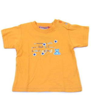 : Naf Naf Babe Orange S/S Tee