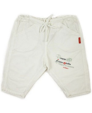 : Klim Baby's Great Vacation White Pants