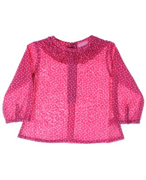 Room Seven Raspberry Nina Blouse