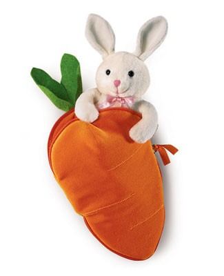 Russ Carrot with Bunny Inside