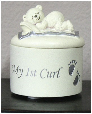 Russ Ceramic My 1st Curl Box