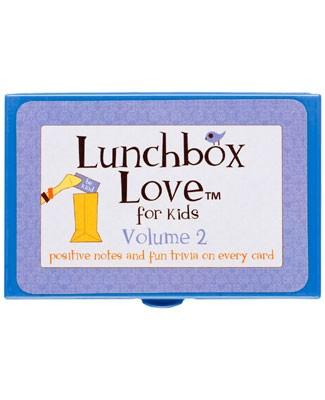 Say Please Lunchbox Love For Kids - Volume 2