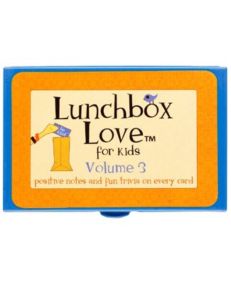 Say Please Lunchbox Love For Kids - Volume 3