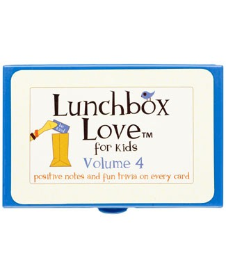 Say Please Lunchbox Love For Kids - Volume 4