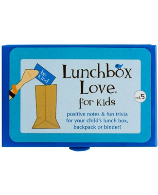 Say Please Lunchbox Love For Kids - Volume 5