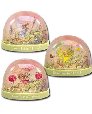 Schylling Flower Fairy Globes *3 Styles!*