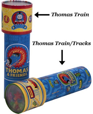Schylling Thomas the Train Tin Kaleidoscope