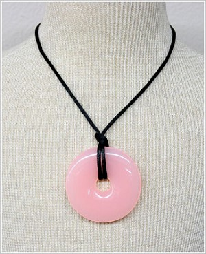 Smart Mom PINK CUPCAKE Teething Bling