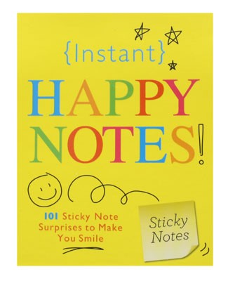 {Instant} Happy Notes! Booklet