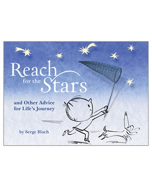*Reach for the Stars* Hardcover Book