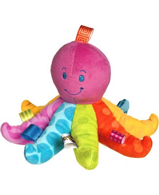 I: Taggies Colours *Hugs* The Soft Plush Octopus