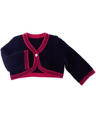 II: Tea Black Eva Sweater Cardigan