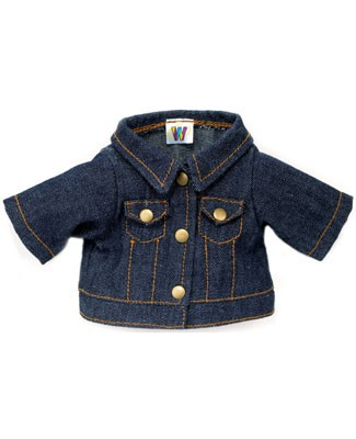 II: Ganz Webkinz Clothing - Jean Jacket