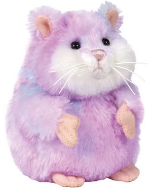 Ganz Mazin' Hamsters Purple - *Petunia*