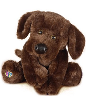 II: Ganz Webkinz Chocolate Lab Dog