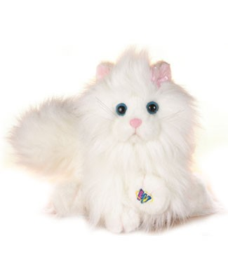 II: Ganz Webkinz Persian Cat *September Pet Of The Month!*