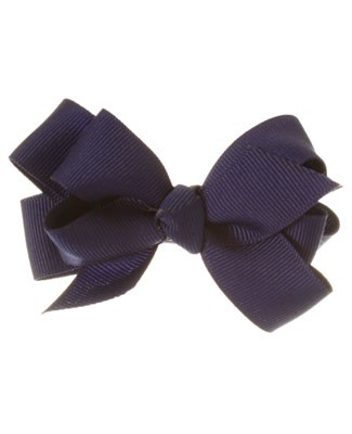 II: Wee Ones Medium Grosgrain Double Bow *MANY COLORS*