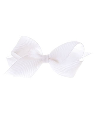 II: Wee Ones Medium Grosgrain Bow *MANY COLORS*