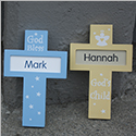 Ganz Cross - Personalized Name Plate