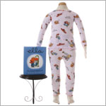 II: Books to Bed *Ella* 2pc L/S Jammie Set with Book