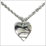 Ganz *A Mother's Love...* Heart Necklace