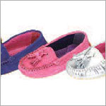 Z: L'Amour FUCHSIA Tasseled Penny Loafers