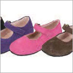Z: L'Amour FUCHSIA Plain Mary Janes
