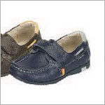 Z: L'Amour BOYS NAVY Velcro Loafers