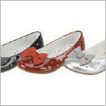 Z: L'Amour PATENT WINE Rhinestone Slip On Shoes