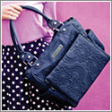 Petunia Pickle Bottom Embossed City Carryall - Waterloo Stop