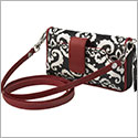 Petunia Pickle Bottom Glazed Whereabouts Wallet - Frolicking in Fez