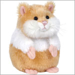 Ganz Mazin' Hamsters Light Brown - *Honey*