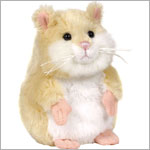 Ganz Mazin' Hamsters Tan & White - *Sunshine*